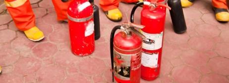 NR 23 - Curso de Brigada de Incêndio Básico